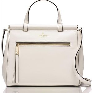 Kate Spade Royal Place Small Cherise Satchel